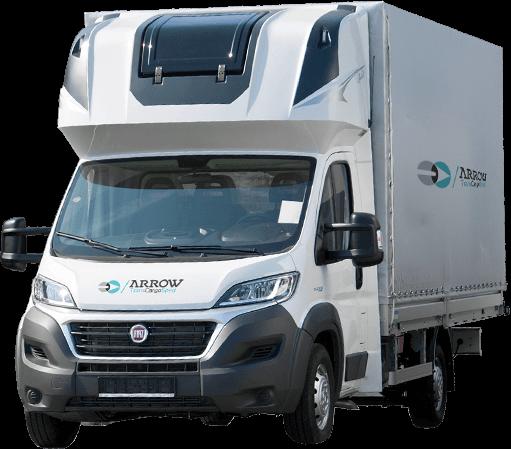 Bus Arrow Trans Cargo Sped